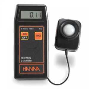 อุปกรณ์Lux Meter