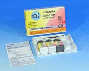 ชุดทดสอบซัลเฟต (Sulphate Test Kits)