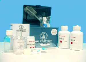 ชุดทดสอบปรอท (Mercury Test Kits)