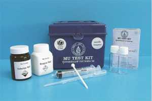 ชุดทดสอบแมงกานีส (Manganese Test Kits)