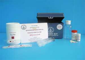 ชุดทดสอบแอมโมเนีย (Ammonia Test Kits)
