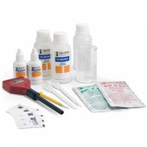 ชุดทดสอบโบรอน (Boron Test Kits)