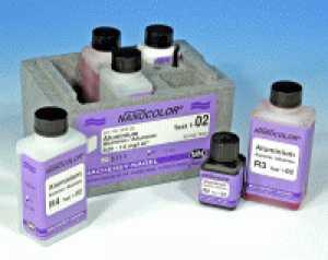 ชุดทดสอบ Standard tests (NANOCOLOR® Standard tests)