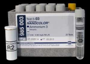 ชุดทดสอบ Tube Test (NANOCOLOR® Tube Test Kit)