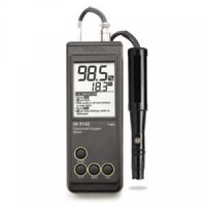 อุปกรณ์วัด ออกซิเจนละลาย (Dissolved Oxygen Portable Meter)