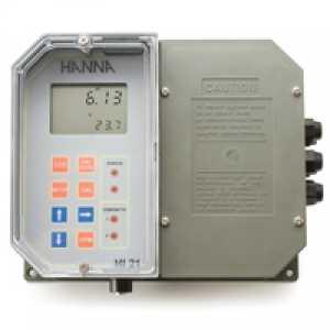 อุปกรณ์วัด Control System (Wall Mounted Process Control)