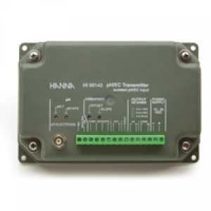 อุปกรณ์วัด Control System (pH-ORP-EC Transmitter)