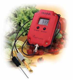 อุปกรณ์วัด pH-ORP-ISE (Digital pH-ORP Indicators)