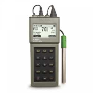 อุปกรณ์วัด pH-ORP (Portable pH-ORP Meter)