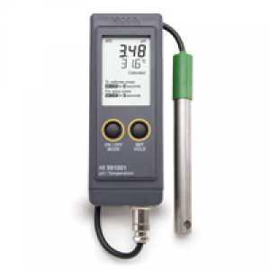อุปกรณ์วัด pH (Portable pH Meters)
