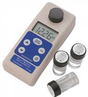 เครื่องมือวัดค่าความขุ่นแบบพกพา (Turbidity Portable Meter)