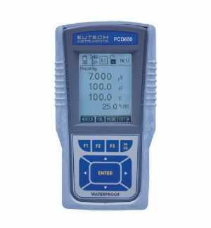 เครื่องมือวัด มัลติพารามิเตอร์แบบมือถือ (Multi-parameter Handheld Testers)