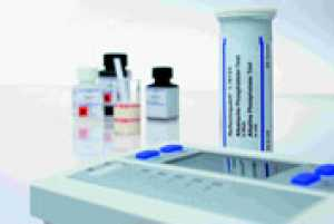แผ่นทดสอบ Reflectometer (Reflectometer Test Strips)